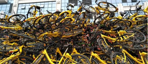 China's Bicycle Graveyard – What Happens When Capitalism Goes Wild