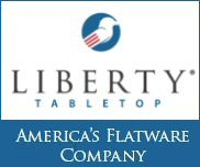 Liberty Tabletop Flatware Made in America